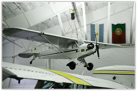 Dr  Bird's collection of aircraft